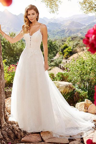 mon cheri martin thornburg wedding dress